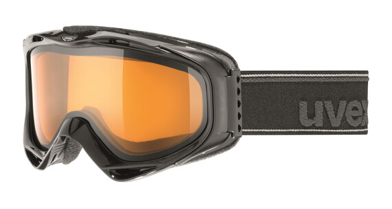 UVEX g.gl 300 LGL goggles zwart